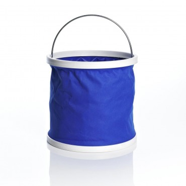 Streetwize Folding Collapsible 11 Litre Bucket
