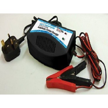 Streetwize Fully Automatic 12v Battery Trickle Charger