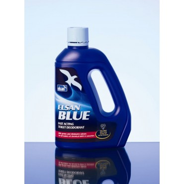 Elsan Blue Toilet Chemical 4 Ltr
