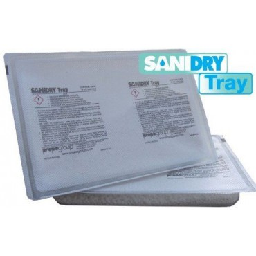 Sanidry Dehumidifying Tray for Caravans / Campervans / Motorhomes