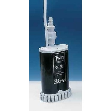 Reich 19ltr Submersible Twin Water Pump