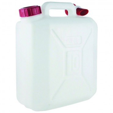 Fresh Water Jerry Can 10l With Spout