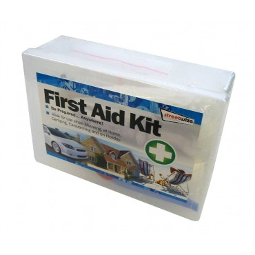 Family First Aid Travel Kit