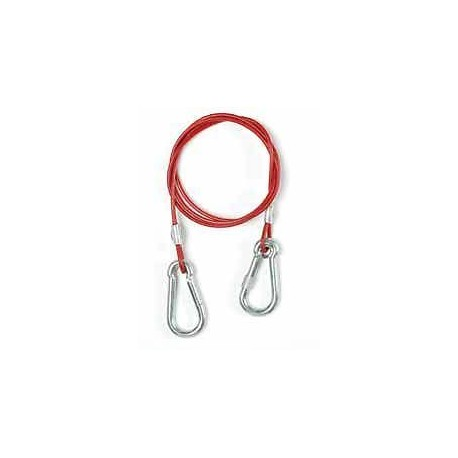 Quick - Fit Clip Caravan Trailer Breakaway Cable