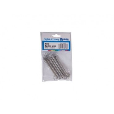 Kampa Awning Pole Spring Link Joints - Medium x 6 pieces
