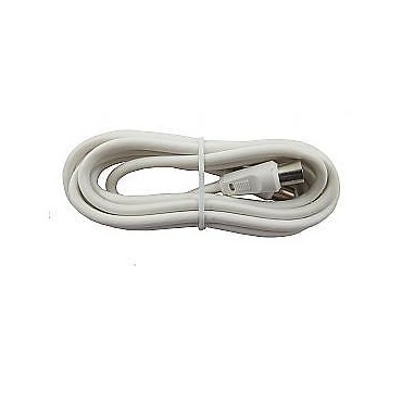 Vision Plus Tv Co-Axial Fly Lead 2m Coax