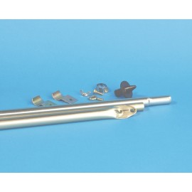 Awning Storm Pole With Clamp Ends