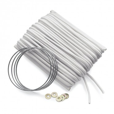 Kampa Fibreglass Pole Shock Cord Repair Kit