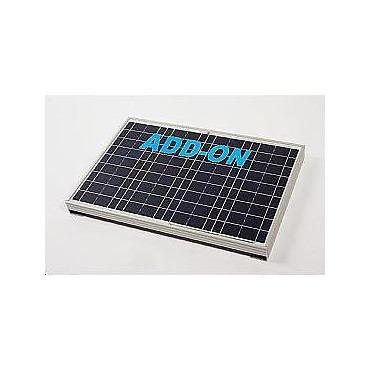 Vision Plus 40w Solar Panel - Master System Add-on Pack
