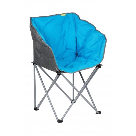 Kampa Tub Lightweight Folding Camping Chair - Blue