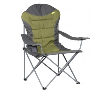 Kampa XL High Back Folding Camping Chair - Green