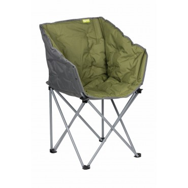 Kampa Tub Lightweight Folding Camping Chair - Green