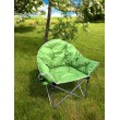 Crusader Comfort Extra Padded Folding Tub Camping Chair