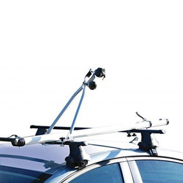 Maypole Roof Top Alloy Cycle Carrier for a Single Bike