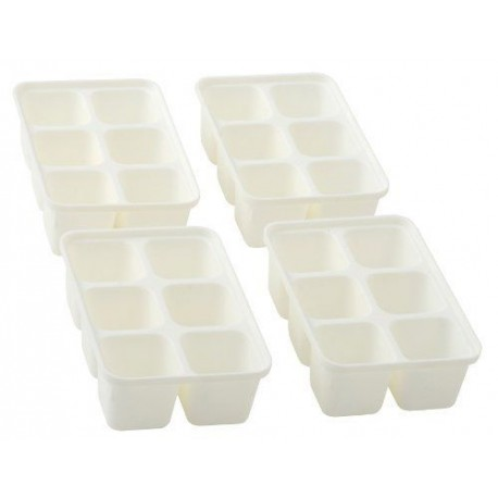 metaltex mini ice cube trays pack of four caravan stuff 4 u. Black Bedroom Furniture Sets. Home Design Ideas