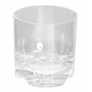 Quest Everlasting Low Polycarbonate Tumbler 'Glass'