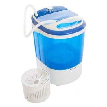 Swiss Luxx Dual Tub Portable Washing Machine & Spin Dryer