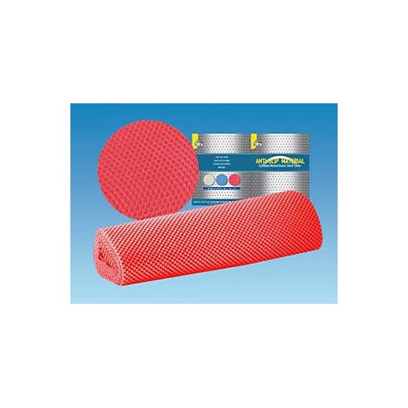 Mat Shelf Liner - Red - 3 Metres X 40cm
