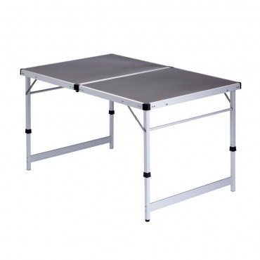 Isabella Camping Lightweight Folding Table 80x120x70cm