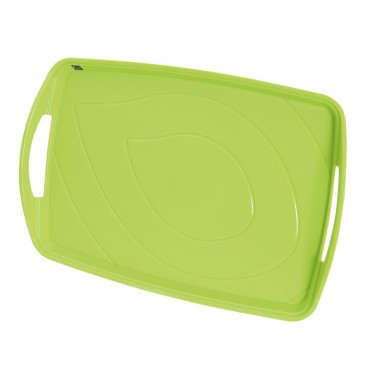 Large Serving Tray - Green
