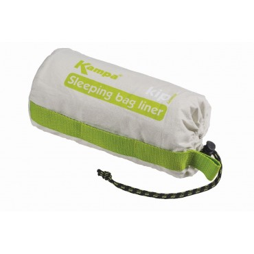 Cotton Envelope Sleeping Bag Liner  - Kampa Kip