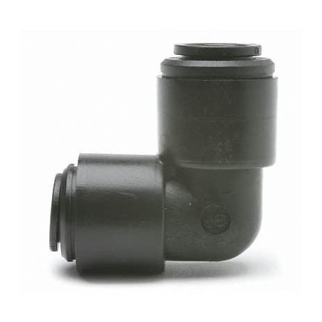 Push Fit 12-10mm Elbow Reducer