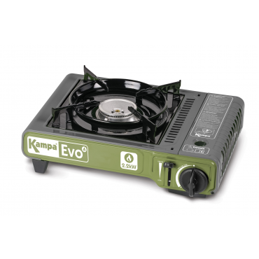 Kampa Evo Portable Single Gas Camping Fishing Stove