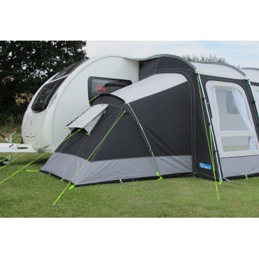 Kampa Rally Ace 400 & Rally Pro Series2 Side Sleeping Poled Annexe