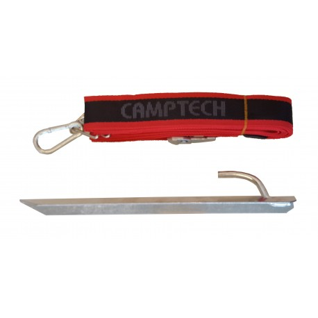 Camptech Techline Single Tie Down Strap - for Camptech DL awnings