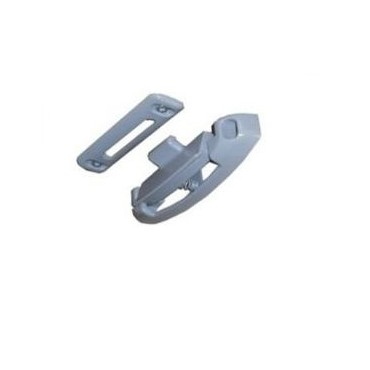 Swift Caravan Overhead Locker Catch - Ash Grey