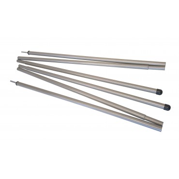Quest Steel Canopy Pole Kit