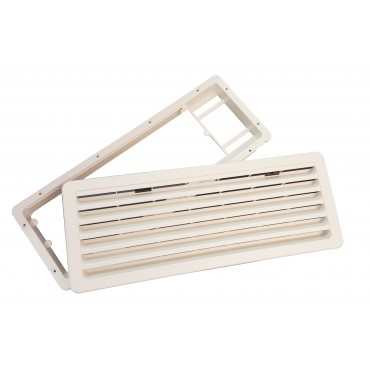 Thetford Caravan Fridge Vent White - 62445480