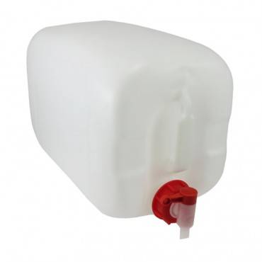 Dynoplast 25 Litre Fresh Water Jerry Can / Carrier with Tap