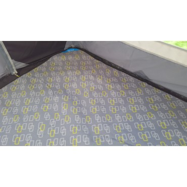 Kampa Travel Pod Action Custom-Fit Insulated Fleece Tent / Awning Carpet