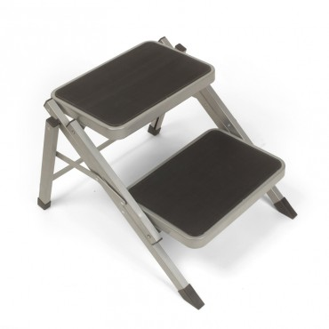 Kampa Folding Double Quick Caravan Steel Step