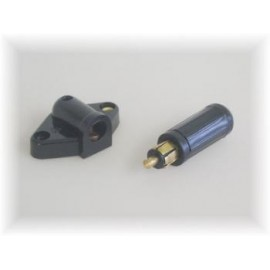 12V Single Pole Plug & Socket