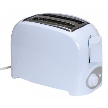 Caravan / Motorhome Quest Low Wattage 2 Slice White Toaster