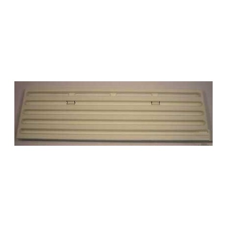 Thetford Caravan Fridge Vent Winter Cover White