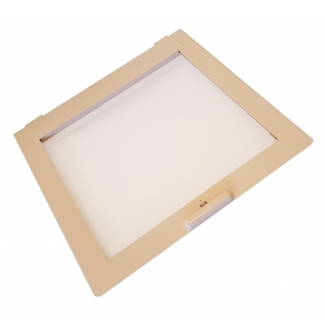 MPK 420/430 Caravan / Motorhome Rooflight Replacement Flyscreen - Beige Trim