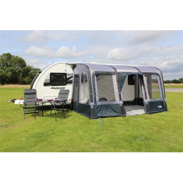 Westfield Outdoors by Quest Gemini Air 390 Pro Inflatable Caravan Porch Awning