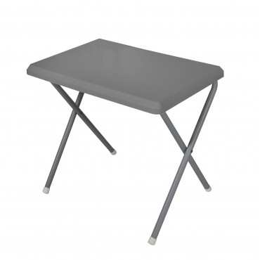 Quest Fleetwood Lightweight Junior Side Table - Grey
