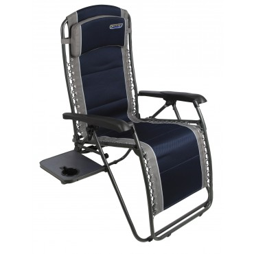 Quest Elite Ragley Pro Stepless Relaxer Chair with Side Table