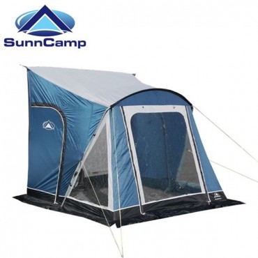 Sunncamp Swift 260 Deluxe Lightweight Caravan Porch Awning - Blue