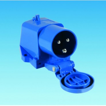 Mains Surface Mounted Inlet