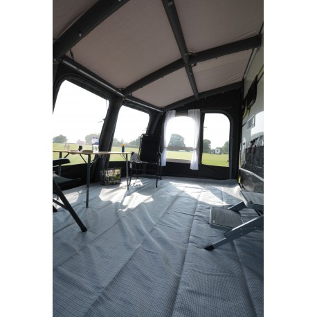 Kampa Elegance Breathable Caravan Awning Carpet Fits Rally 260