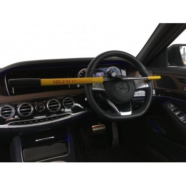 Milenco Classic Security Anti-theft High Visibility Steering Wheel Lock