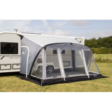 2018 Sunncamp Swift 390 Air Plus Inflatable Blow Up Caravan Porch Awning