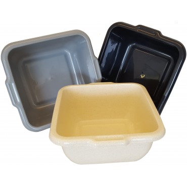 B-Line Small Camping Square Washing Up Bowl