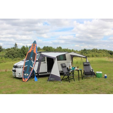 Outdoor Revolution Lowline Techline Sun Canopy for Campervans - T5 T6 & Others