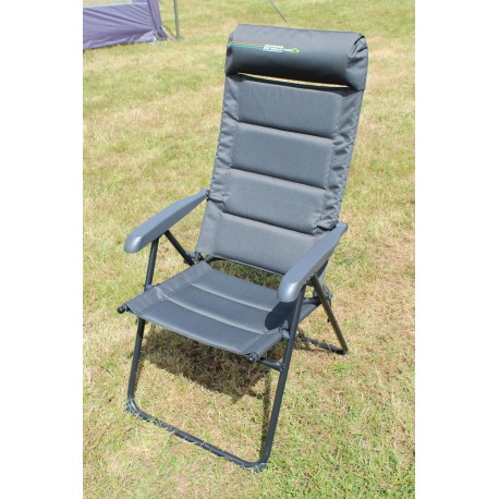 Padded Vicenza Lux Camping Chair